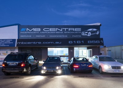 MB Centre Perth