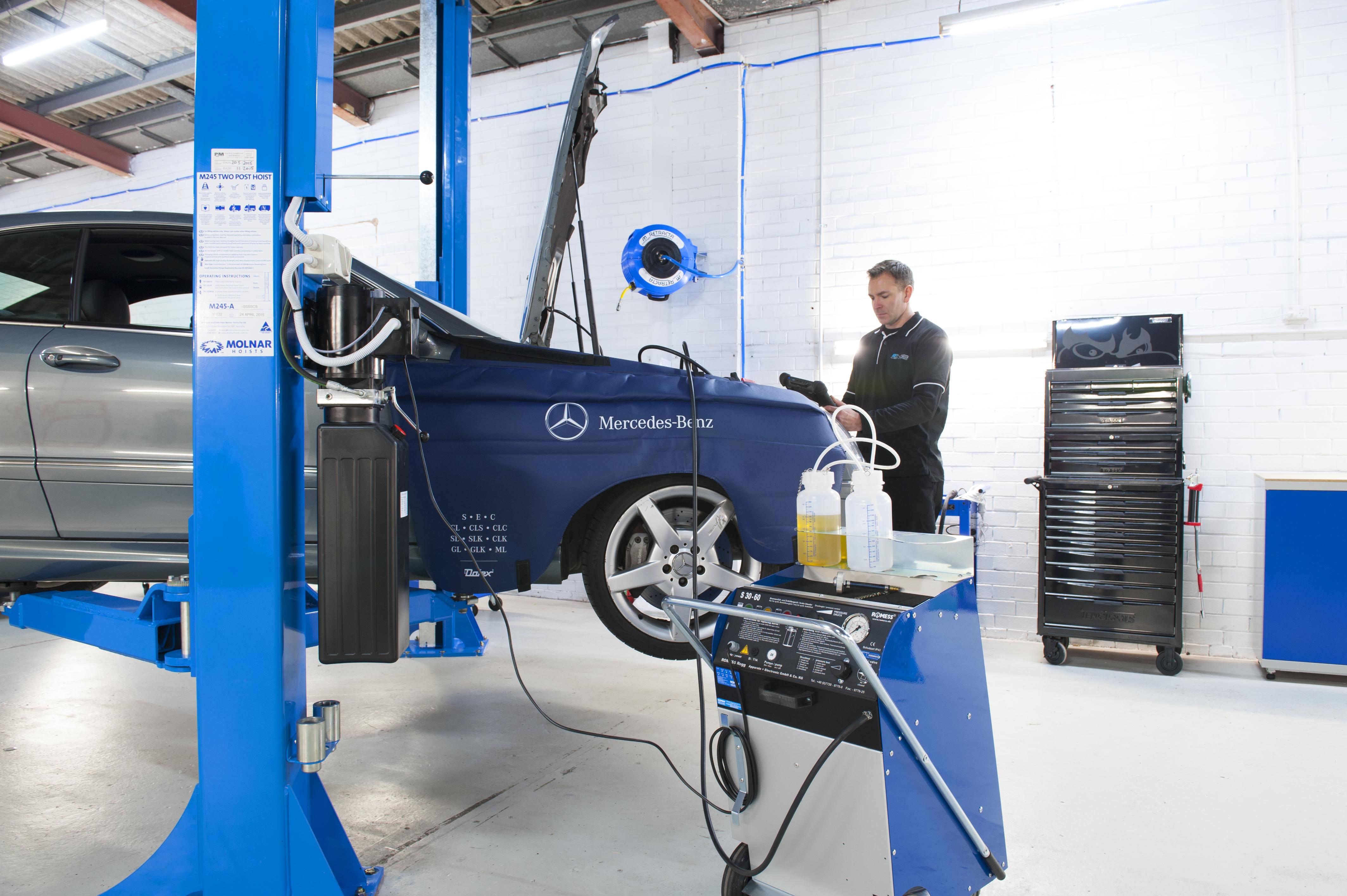 Mercedes Service Perth