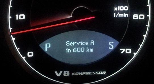 Perth Mercedes Service Reminder Price