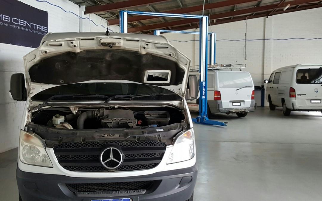 Sprinter Vito Viano Service Perth| Repairs Perth